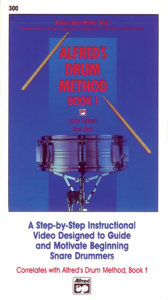 Alfred's Drum Method, Book 1