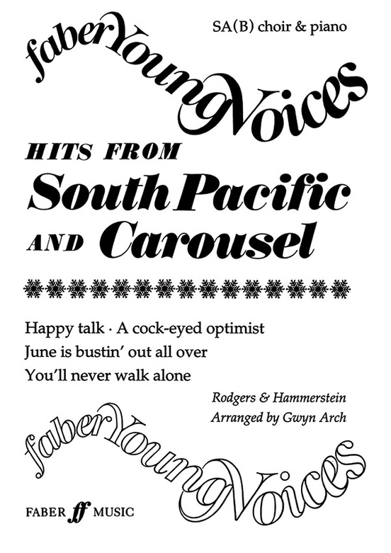 Hits from South Pacific and Carousel