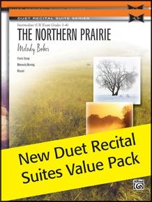 New Duet Recital Suites (Value Pack)