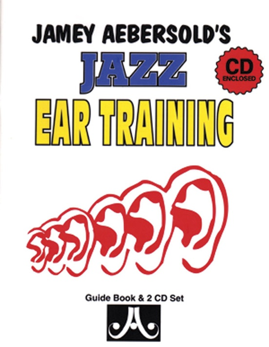 ジェイミー・エーバーソルドのジャズ耳トレーニング(フルート)【Jamey Aebersold's Jazz Ear Training】