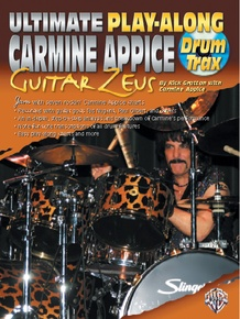 Ultimate Play-Along Drum Trax: Carmine Appice Guitar Zeus