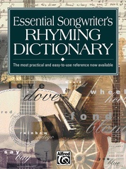 Essential Songwriter's Rhyming Dictionary