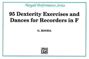 Finger Dexterity Exercises for Recorders in F