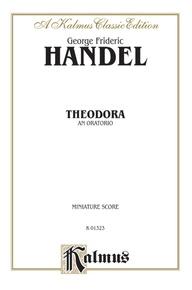Theodora (1730), An Oratorio