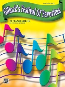Gillock's Festival of Favorites
