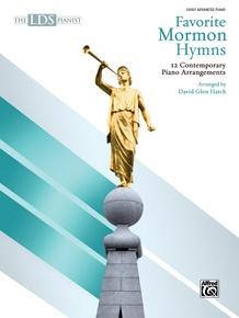 The LDS Pianist: Favorite Mormon Hymns