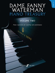 Dame Fanny Waterman: Piano Treasury, Volume Two