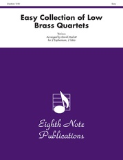 Easy Collection of Low Brass Quartets