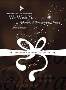 We Wish You a Merry Christmasamba