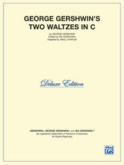 Two Waltzes in C