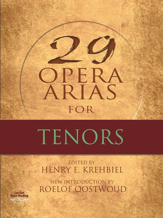 29 Opera Arias for Tenors