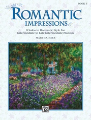Romantic Impressions, Book 3