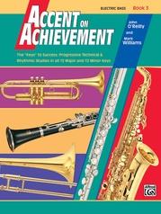 Accent on Achievement, Book 3