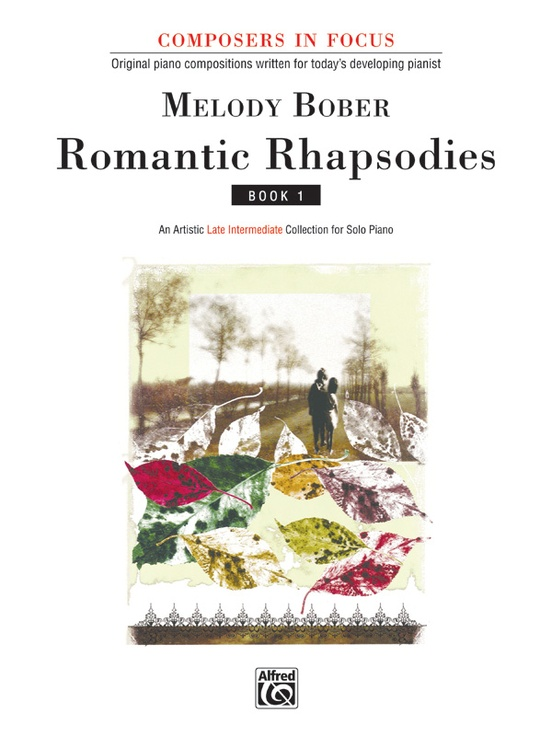Romantic Rhapsodies, Book 1