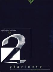 Eight Original Jazz Duos for 2 Clarinets