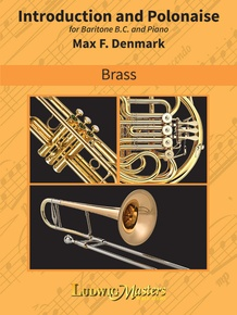Introduction and Polonaise for Euphonium and Piano