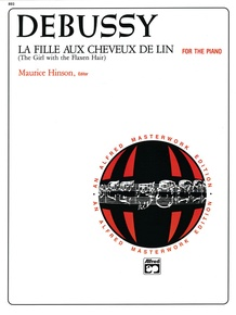 Debussy: La fille aux cheveux de lin (The Girl with the Flaxen Hair)