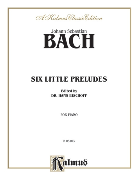 Six Little Preludes