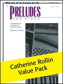 Preludes for Piano 1-2 (Value Pack)
