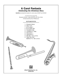 A Carol Fantasia: Celebrating the Christmas Story