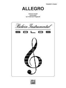 "Allegro (based on ""Aria del Vagante"" from <I>Juditha Triumphans</I>)"