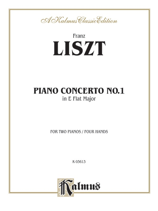 Piano Concerto No. 1 in E-flat Major