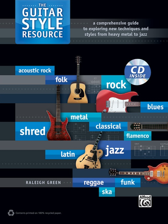 The Guitar Style Resource