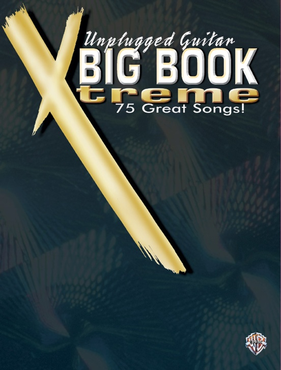 Unplugged Guitar Big Book Xtreme