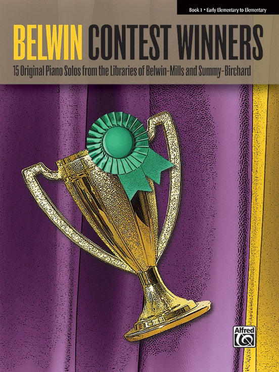 Belwin Contest Winners, Book 1