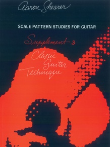 Classic Guitar Technique: Supplement 3