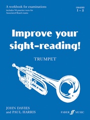 Improve Your Sight-Reading! Trumpet, Grade 1-5