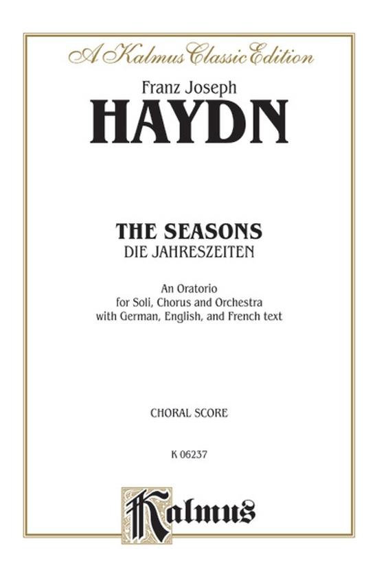 The Seasons (Die Jahreszeiten)