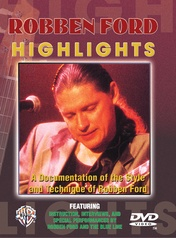 Robben Ford Highlights