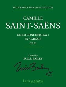 Concerto No. 1 in A-minor, Op. 33