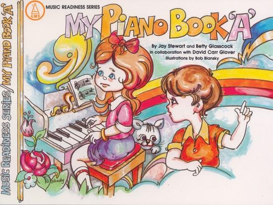 My Piano Book, Book A