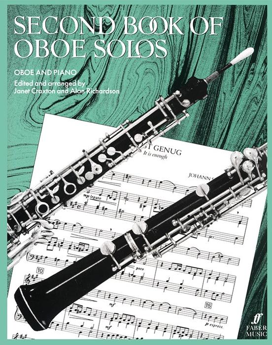 Second Book of Oboe Solos