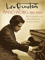 Leo Ornstein: Piano Works, 1913--1990