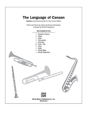 The Language of Canaan