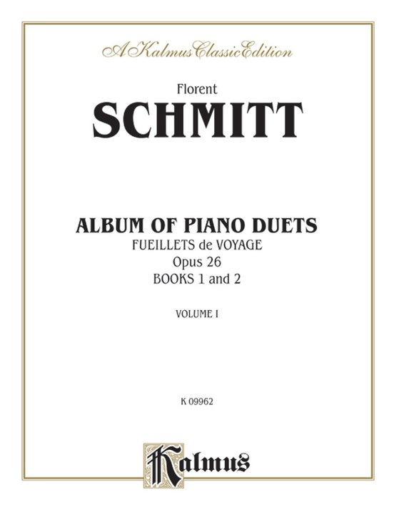 Album of Piano Duets, Volume I