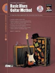 Basic Blues Guitar Method, Book 4