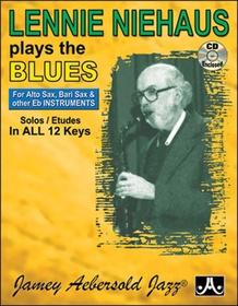 Lennie Niehaus Plays the Blues