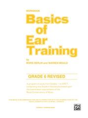 Basics of Ear Training, Grade 6