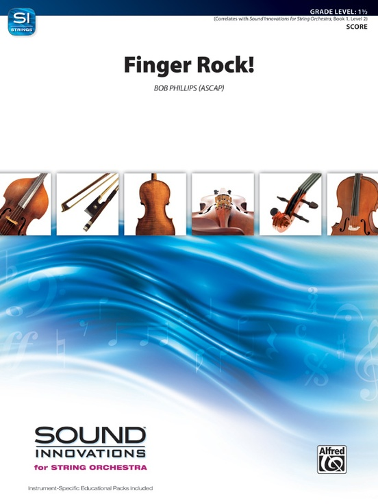 Finger Rock!