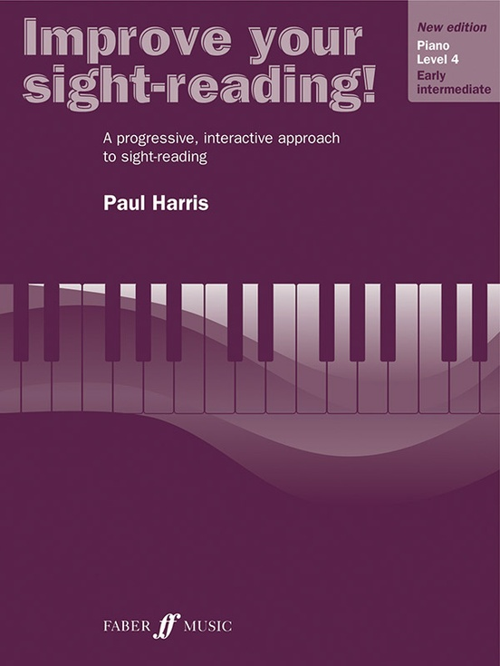 Improve Your Sight-Reading! Piano, Level 4 (New Edition)