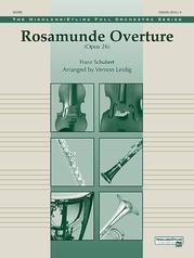 Rosamunde Overture, Opus 26
