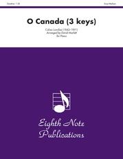 O Canada (3 Keys)