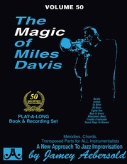 Jamey Aebersold Jazz, Volume 50: The Magic of Miles Davis