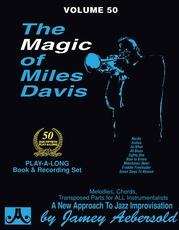 Jamey Aebersold Jazz, Volume 50: The Magic of Miles Davis