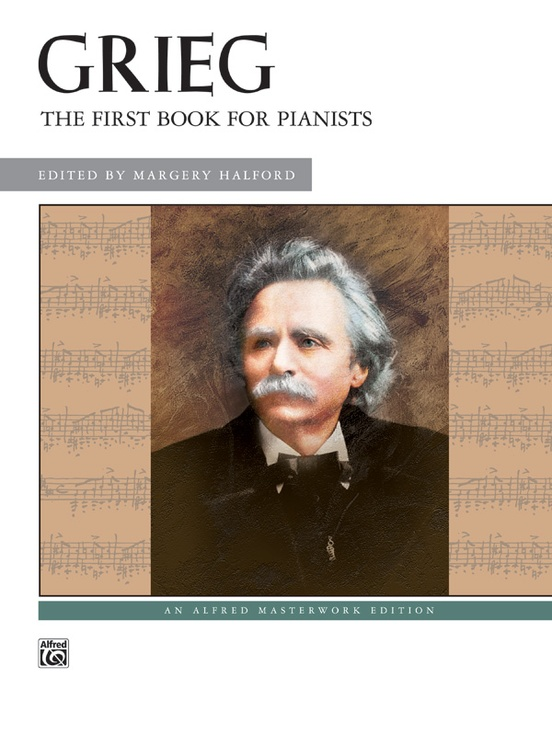 Grieg: First Book for Pianists