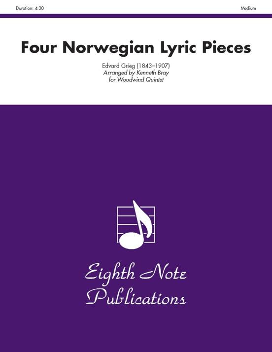 Four Norwegian Lyric Pieces
